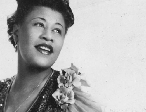 Happy 100th Birthday Ella Fitzgerald