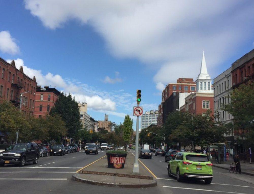 A Walk in Harlem