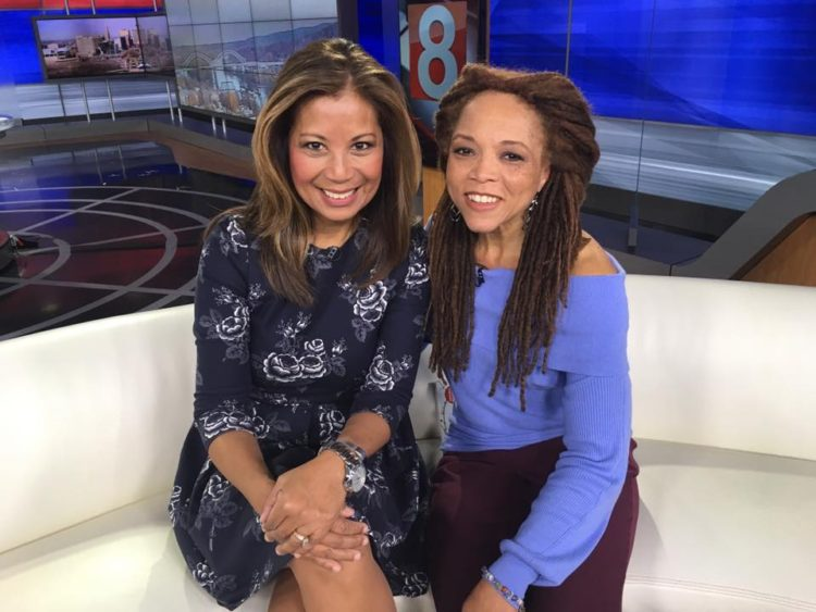 Sophfronia Scott Featured on Good Morning Connecticut