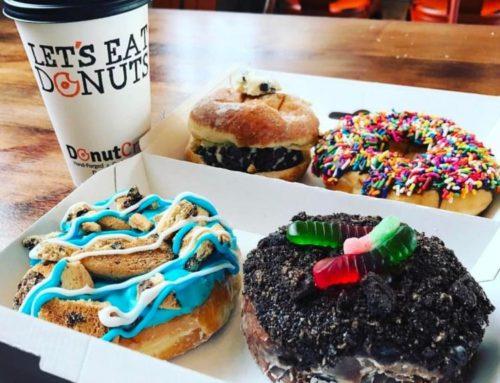 Donut Crazy Love
