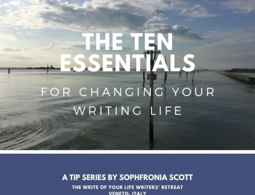 The Ten Essentials for Changing Your Writing Life