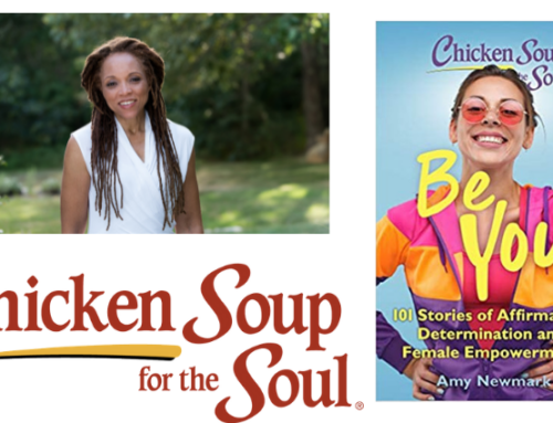 Sophfronia in New Chicken Soup for the Soul Book
