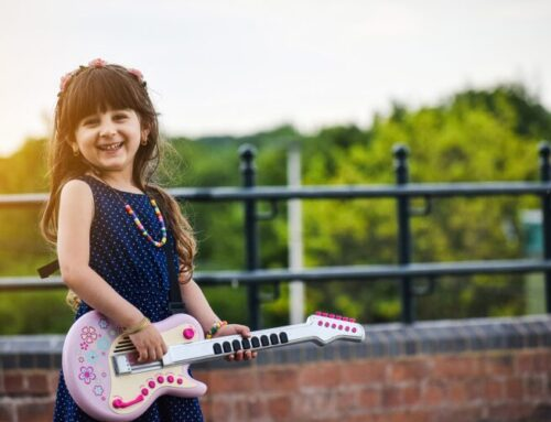 The Joy of a Child